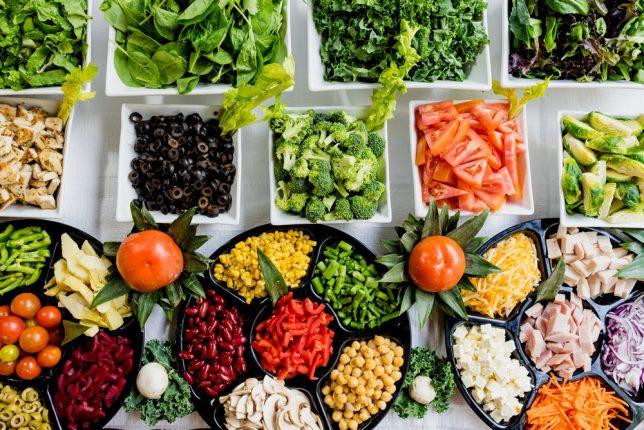Pravidlo jezte barvy duhy - OMG o čem je zdravá strava
